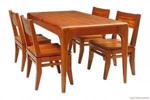 Teak Works_Table Set 05