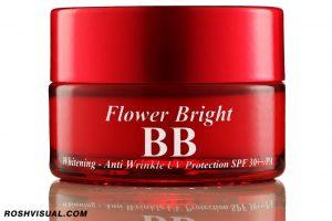 indonesian cosmetic photographer, jakarta cosmetic photographer, jakarta product photographer, fotografer kosmetik terbaik indonesia, kosmetik BB  flower bright merah, korea,