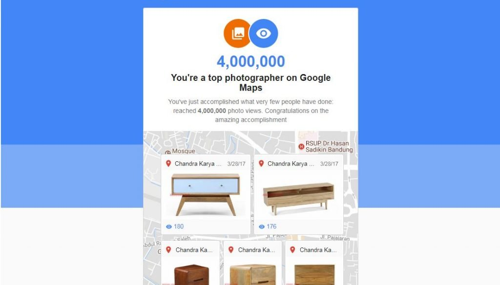4,000,000 view roshvisual top interior food product furniture hotel resort photographer on google maps