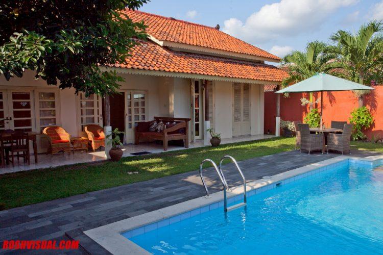 jasa foto hotel villa yogyakarta