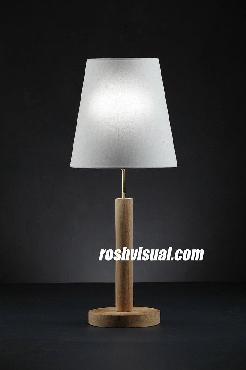 ethan allen teak lamp furniture photographer